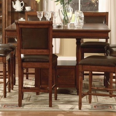 Legends Furniture Dining Tables Cambridge Zj C8000 (Square) From With Cambridge Dining Tables (View 14 of 25)