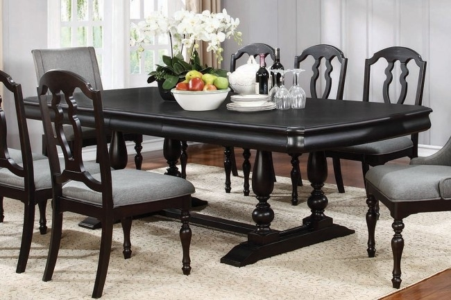 Leon Dining Table – Dining Tables – Dining Room And Kitchen In Leon Dining Tables (Image 8 of 25)