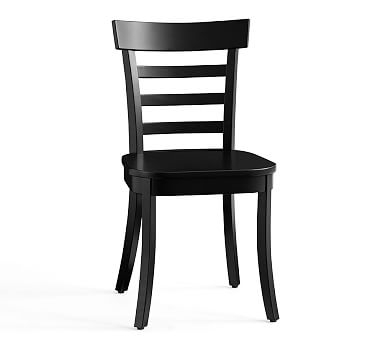 Liam Dining Chair | Pottery Barn's Small Spaces, Big Ideas With Regard To Combs 5 Piece 48 Inch Extension Dining Sets With Mindy Side Chairs (View 22 of 25)