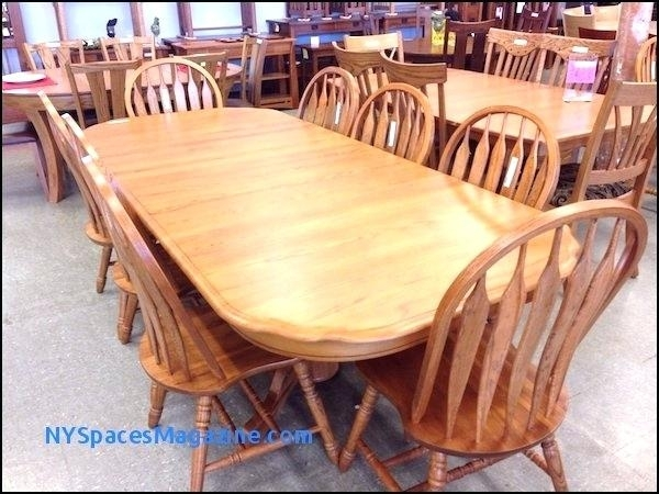 Light Oak Dining Table And 8 Chairs Dark Room With Luxury New Spaces for Oak Dining Tables And 8 Chairs