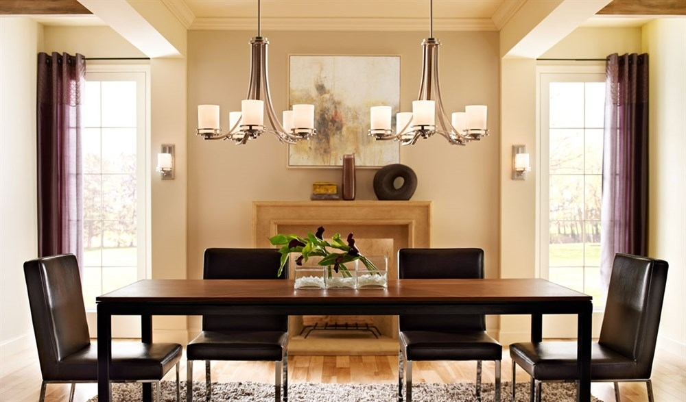 Lights For Dining Room Ideas And Tips Throughout Lights For Dining Tables (Image 24 of 25)