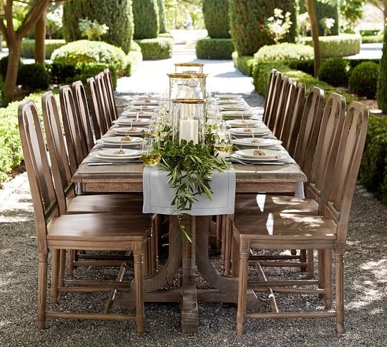 "Linden Dining Table | ""decorating Diva"" 
