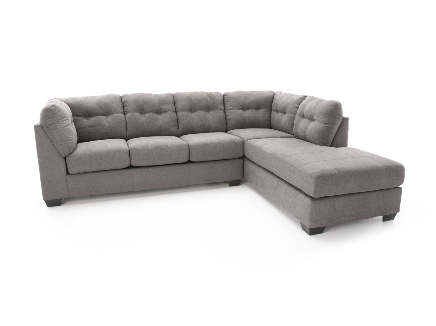 Living Room – Sectionals | Steinhafels With Meyer 3 Piece Sectionals With Laf Chaise (Image 11 of 25)