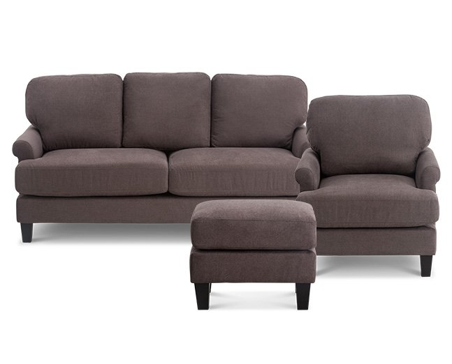 Living Room Sets, Sofa Sets | Furniture Row Throughout Market 5 Piece Counter Sets (Image 17 of 25)