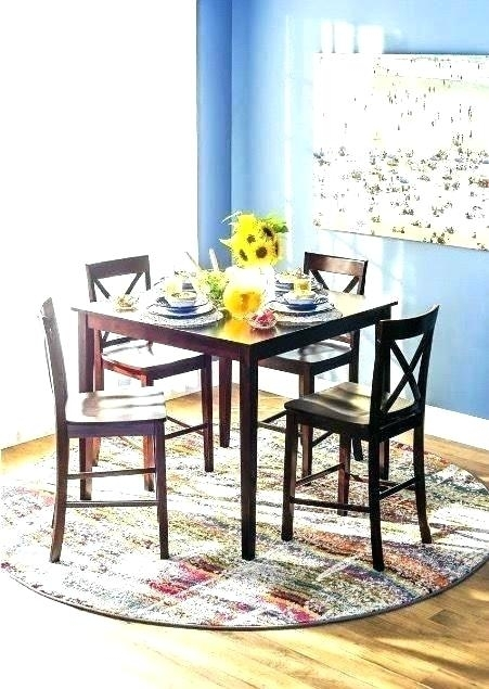 Living Spaces Dining Chairs – Hacerpanqueques In Pierce 5 Piece Counter Sets (View 11 of 25)
