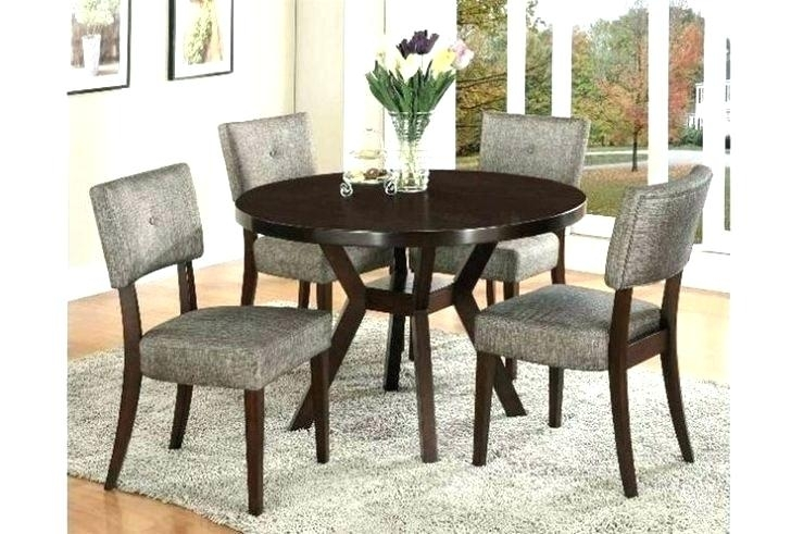 Living Spaces Dining Room Tables – Living Room Ideas Within Norwood 9 Piece Rectangular Extension Dining Sets With Uph Side Chairs (Image 11 of 25)