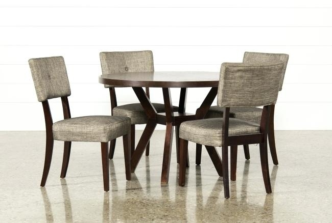Living Spaces Dining Sets Mallard 6 Piece Extension Dining Set In Mallard 7 Piece Extension Dining Sets (View 11 of 25)