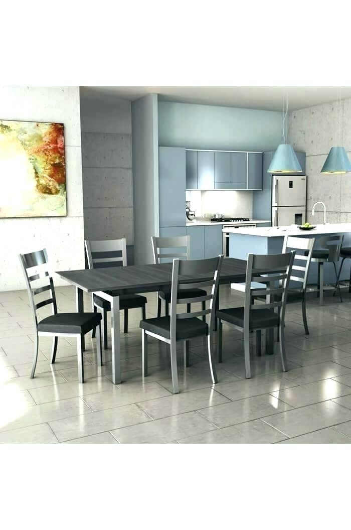 Living Spaces Dining Sets Pierce 5 Piece Counter Set Living Spaces Intended For Pierce 5 Piece Counter Sets (Image 15 of 25)