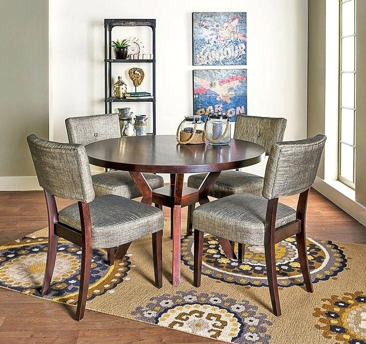 Living Spaces Dining Sets Pierce 5 Piece Counter Set Living Spaces Regarding Pierce 5 Piece Counter Sets (View 7 of 25)