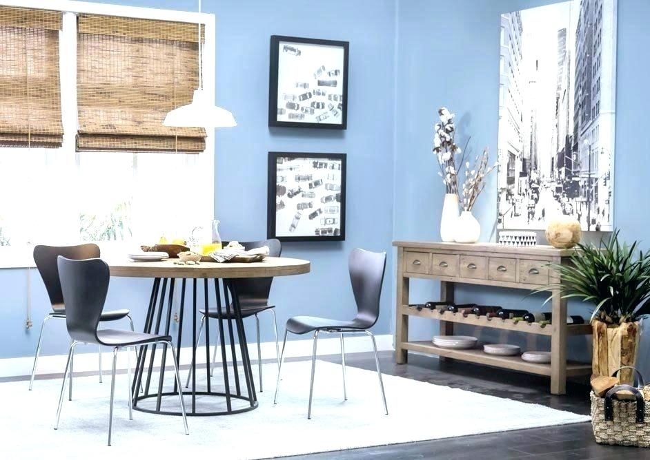 Living Spaces Dining Tables Set Mallard 7 Piece Extension With Mallard Extension Dining Tables (Image 17 of 25)