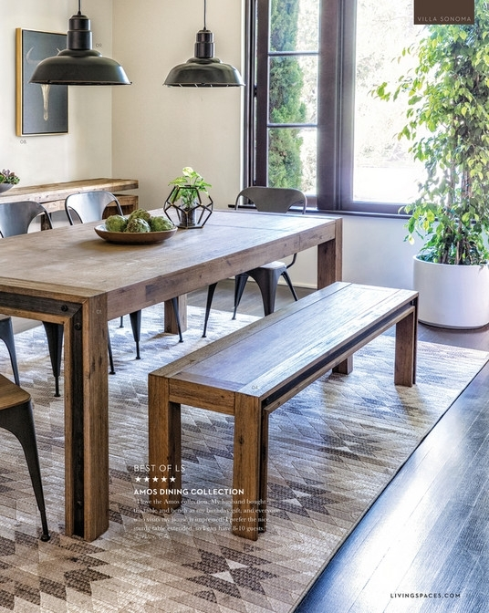 Featured Image of Amos Extension Dining Tables