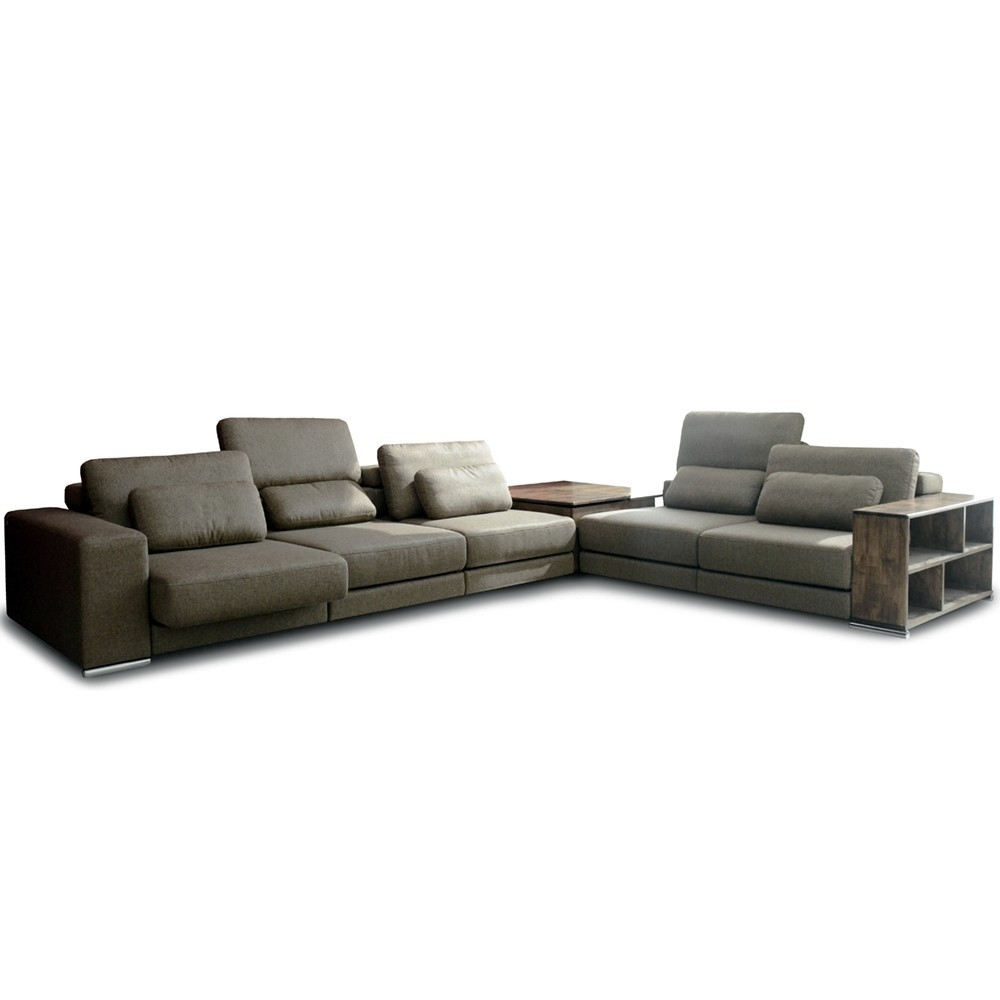Living Spaces Sectional Couches – Implantologiabogota (View 21 of 25)