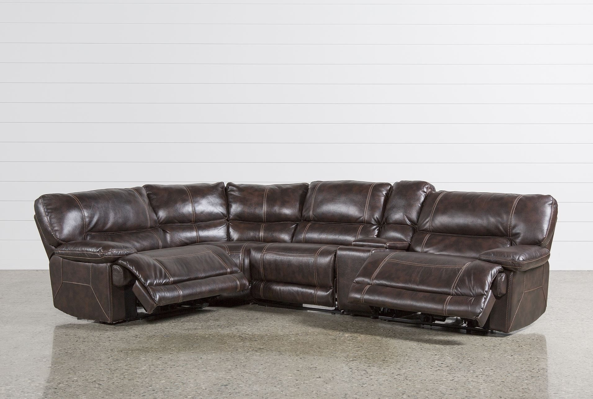 Living Spaces Sectional – Tidex For Aspen 2 Piece Sectionals With Raf Chaise (Image 17 of 25)