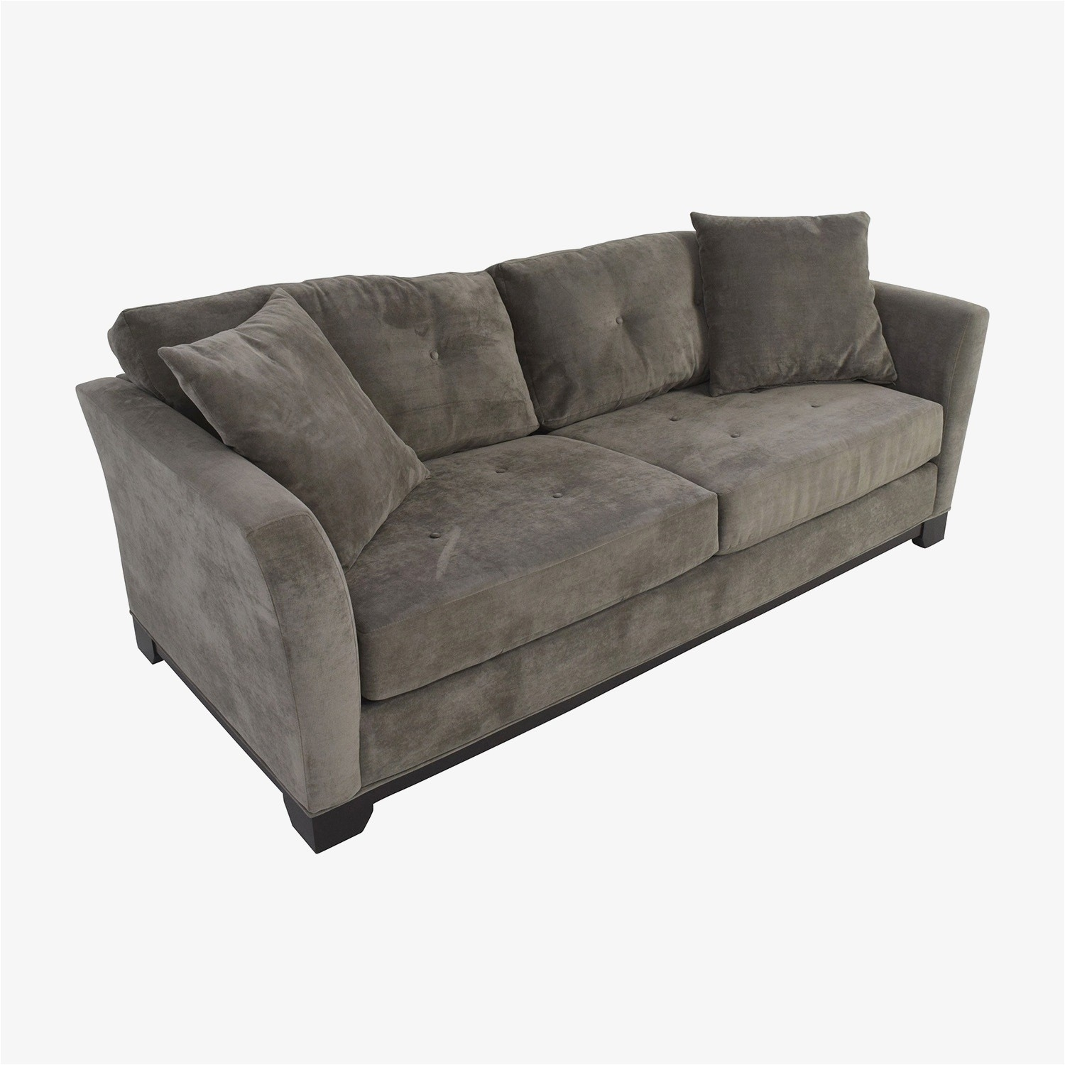 Living Spaces Sleeper Sofa – Home Decor 88 With Lucy Dark Grey 2 Piece Sectionals With Laf Chaise (Image 14 of 25)