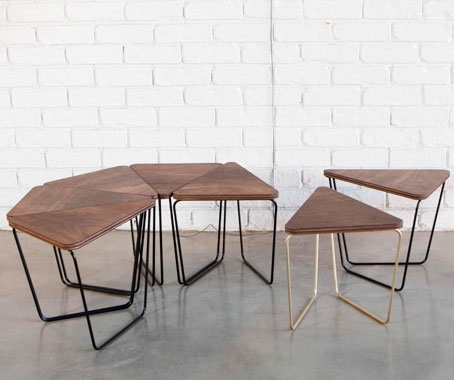 Featured Image of Carly Triangle Tables