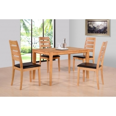 Logan Dining Set – Jb Furniture With Logan Dining Tables (View 4 of 25)