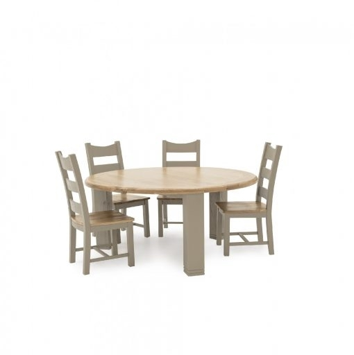 Logan Round Dining Table – Ger Gavin – Bedroom Furniture Dining For Logan Dining Tables (Image 11 of 25)