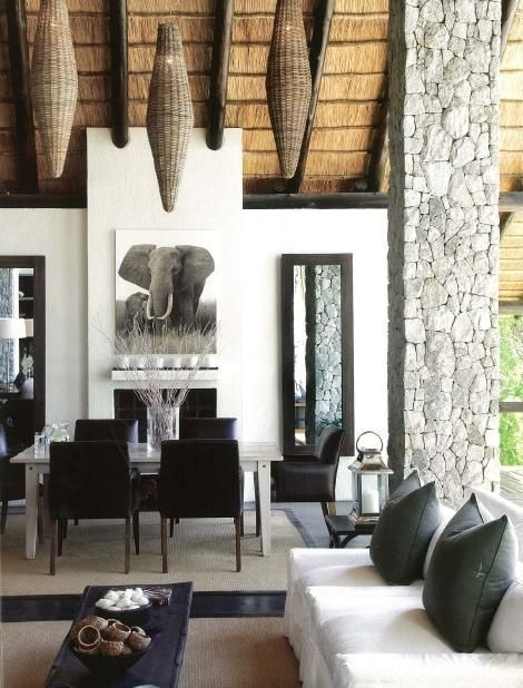 Londolozi Lodge, South Africa <3<3Nice Colour Scheme … (Image 21 of 25)