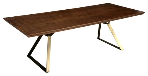 London Loft Dining Table | Shapeyourminds For London Dining Tables (View 12 of 25)
