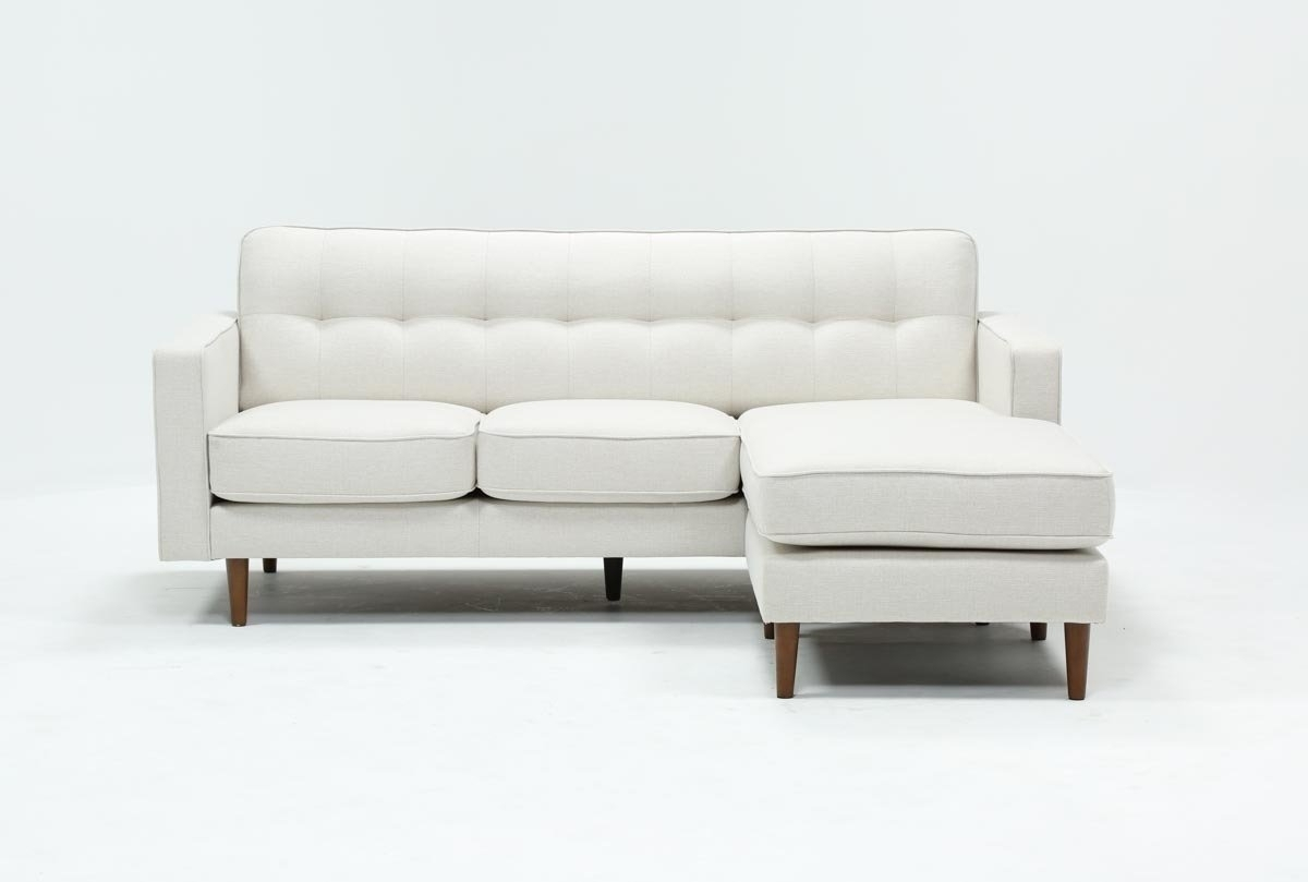 London Optical Reversible Sofa Chaise | Living Spaces Within London Optical Reversible Sofa Chaise Sectionals (Image 14 of 25)