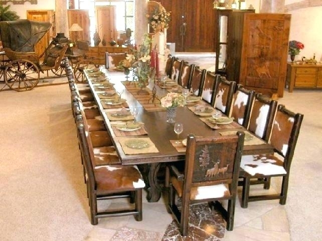 Long Dining Table – Interstroy For Long Dining Tables (Image 16 of 25)