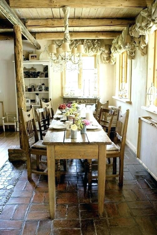 Long Farmhouse Dining Table Narrow Farmhouse Table Narrow Farmhouse With Narrow Dining Tables (Image 6 of 25)