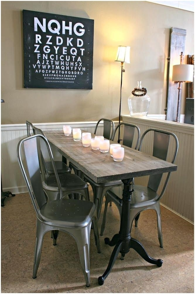 Long Kitchen Table | Ericamchristensen Within Thin Long Dining Tables (Image 8 of 25)