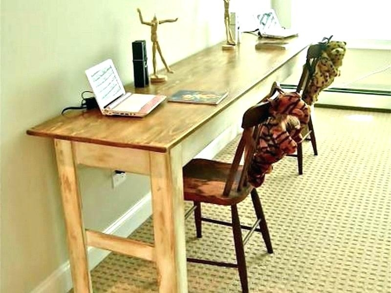 Long Narrow Kitchen Table Long Narrow Kitchen Table Modern Nice Within Thin Long Dining Tables (Image 11 of 25)
