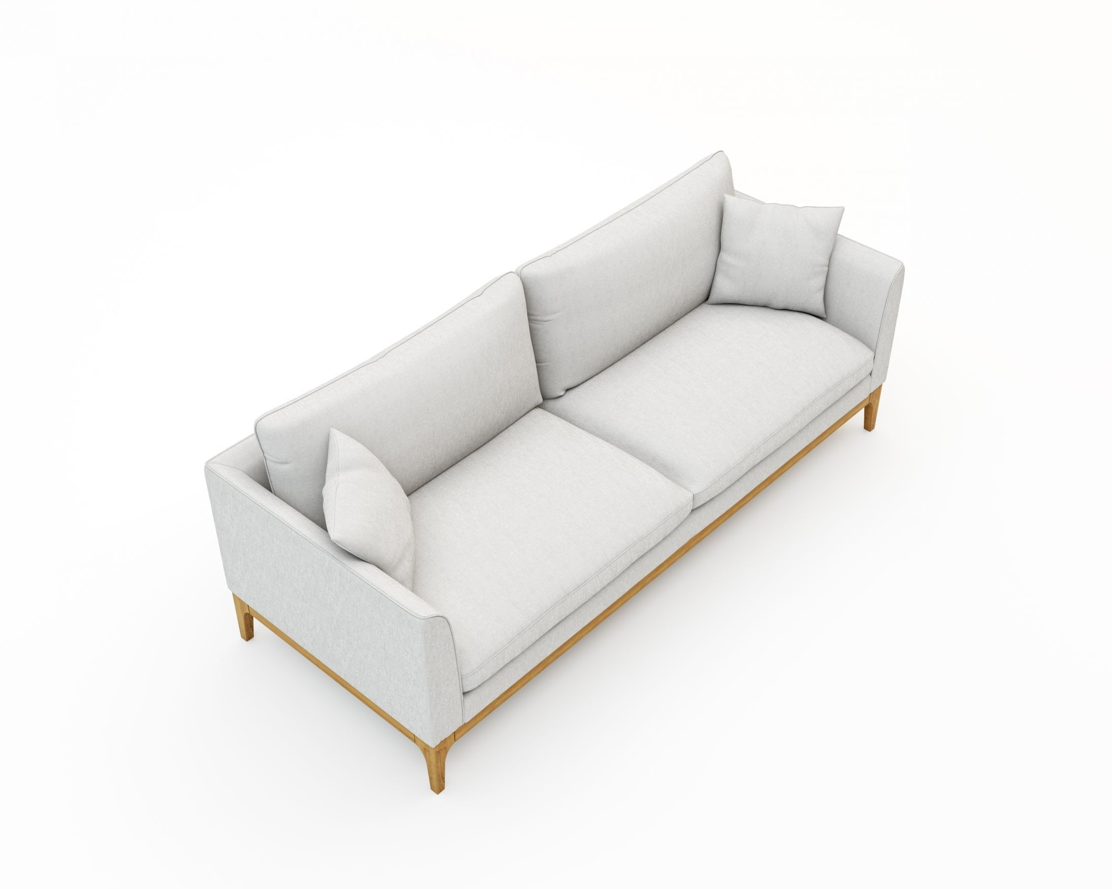Loren Sofa | Rove Concepts Kure Mid Century Furniture | Pinterest Regarding Nico Grey Sectionals With Left Facing Storage Chaise (Image 11 of 25)