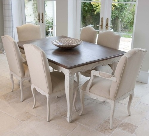 Louis French Extendable Dining Table – Crown French Furniture In Dining Tables (View 7 of 25)