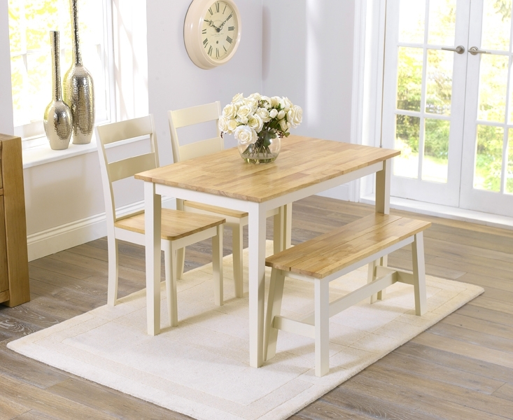 Lovable Dining Table And Bench Set 28 Dining Room Tables With For Dining Tables And 2 Benches (Image 21 of 25)