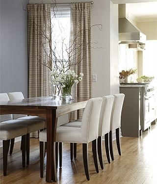 Love This Style Of Chair – I Wouldn't Choose White For A Dining Pertaining To Helms 7 Piece Rectangle Dining Sets (View 14 of 25)