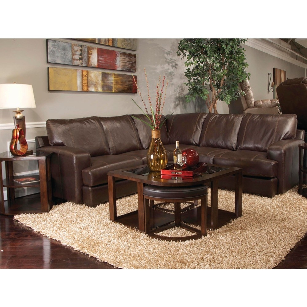 Loveseat Sectional | Whitecraftwoodard Mona Wicker Right Arm For Declan 3 Piece Power Reclining Sectionals With Left Facing Console Loveseat (Image 14 of 25)