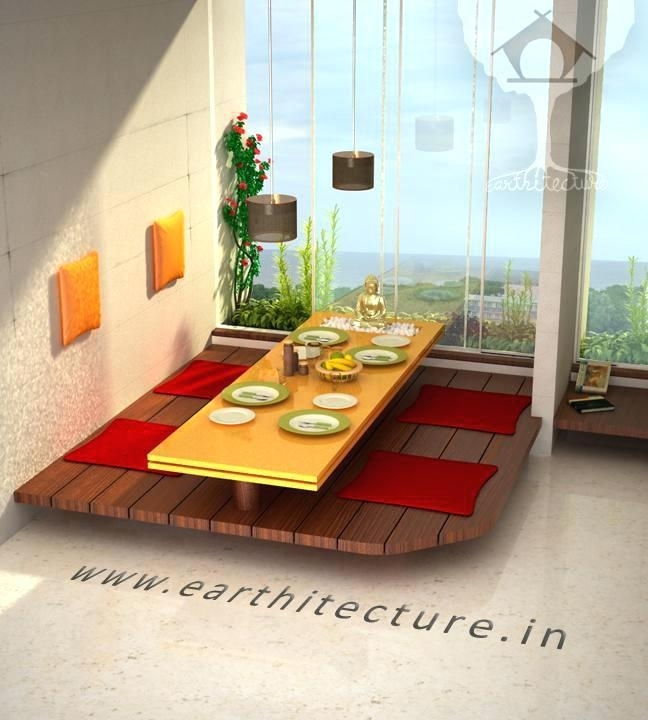 Low Dining Table – Thegioidat In Indian Style Dining Tables (Image 24 of 25)