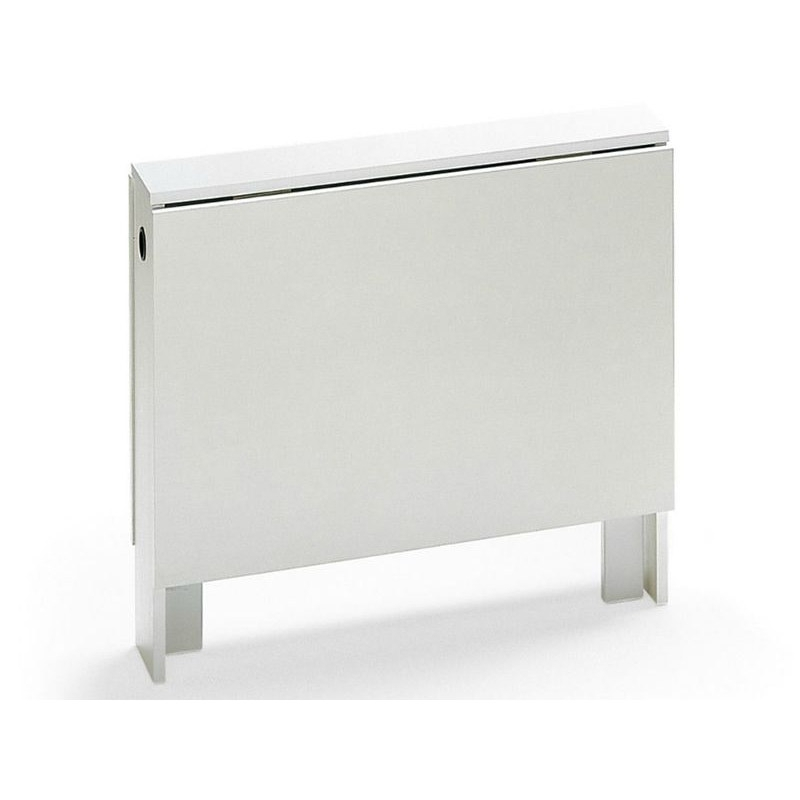 Lucca Folding Table Regarding White Melamine Dining Tables (View 19 of 25)