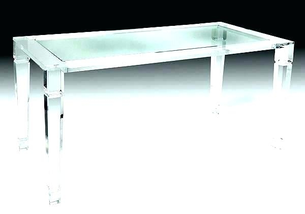 Lucite Dining Table Base Palm Beach Room Round Acrylic Pertaining To Round Acrylic Dining Tables (View 21 of 25)