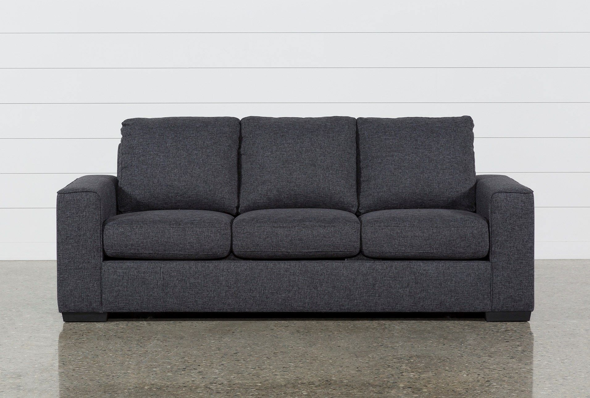 Lucy Dark Grey 2 Piece Sectional W/raf Chaise With Mcdade Graphite 2 Piece Sectionals With Laf Chaise (View 19 of 25)