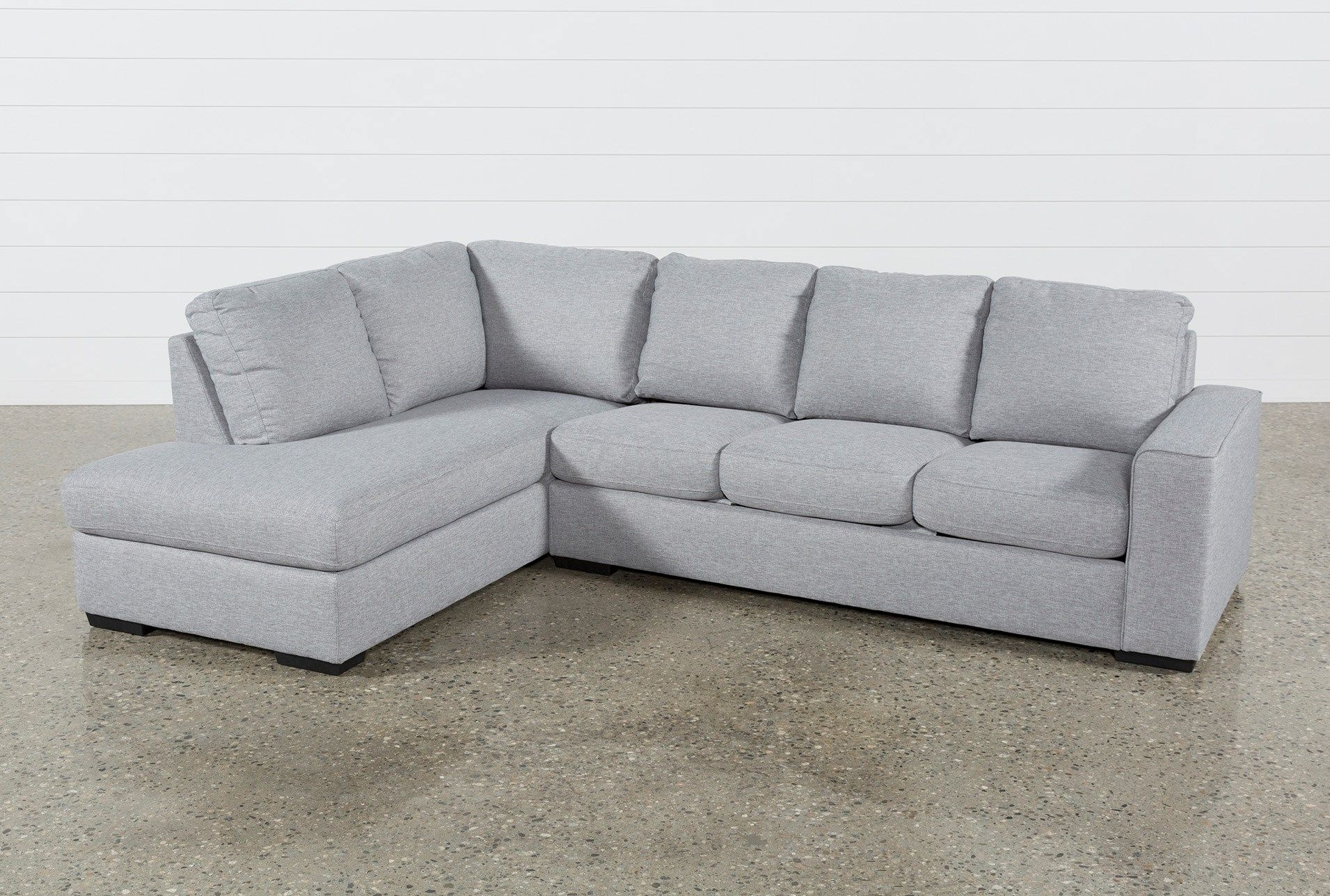 Featured Image of Lucy Grey 2 Piece Sectionals With Raf Chaise