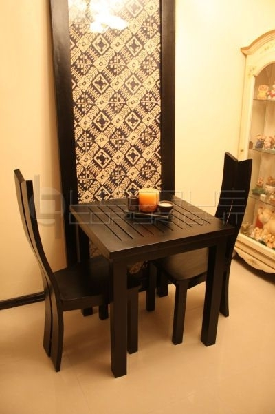 Lufe Dining Table 2 Seater Dining Chairs | Chosen Kitchens In Two Seater Dining Tables (View 12 of 25)