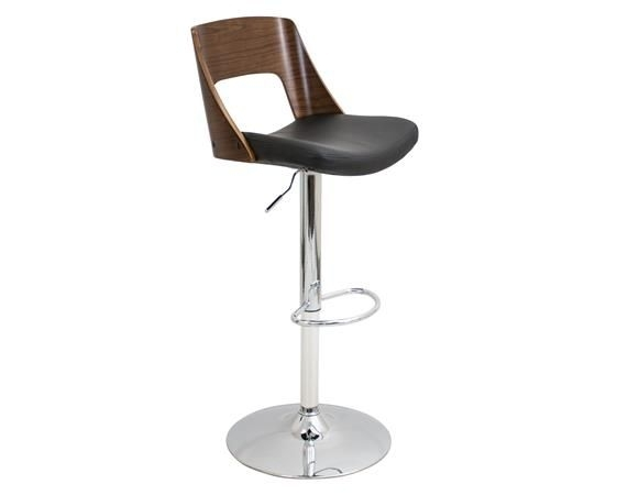 Lumisource Valencia Adjustable Bar Stool – Www (View 23 of 25)