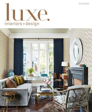 Luxe Magazine May 2017 Chicagosandow® – Issuu Pertaining To Palazzo 6 Piece Dining Set With Mindy Slipcovered Side Chairs (Image 12 of 25)