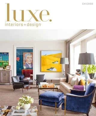 Luxe Magazine September 2015 Chicagosandow® – Issuu Intended For Palazzo 7 Piece Dining Sets With Mindy Slipcovered Side Chairs (Image 12 of 25)