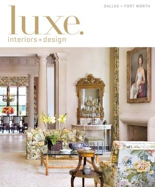 Luxe Magazine September 2015 Dallassandow® – Issuu Throughout Bale Rustic Grey 7 Piece Dining Sets With Pearson White Side Chairs (Image 20 of 25)