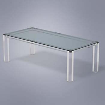 Luxury Dining Table Set Clear Acrylic Round Dining Table Tempered Pertaining To Round Acrylic Dining Tables (View 25 of 25)