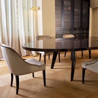 Luxury Dining Tables – Exclusive High End Designer Dining Tables With Regard To Modern Dining Suites (Image 15 of 25)