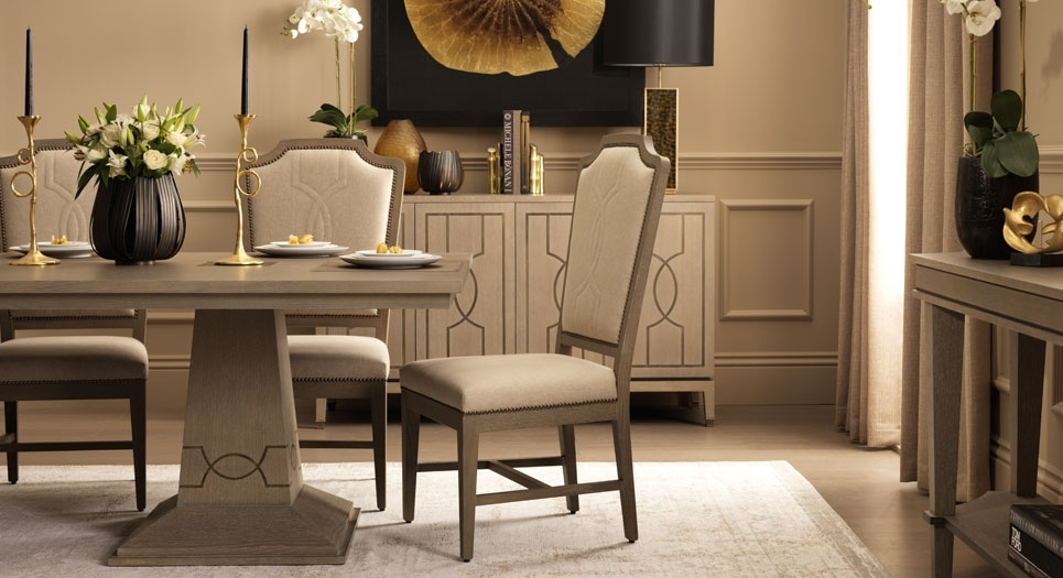 Luxury Dining Tables | Modern & Contemporary Designs | Luxdeco With Modern Dining Suites (View 4 of 25)