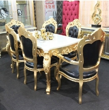 Luxury Home Dining Table Set,modern Dining Table And Chair(B51054 For Modern Dining Table And Chairs (View 7 of 25)