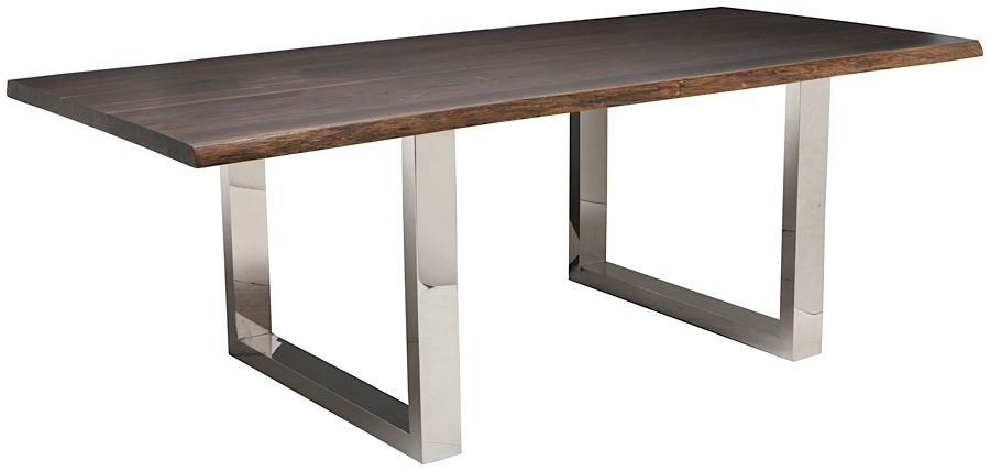 Lyon Dining Table Seared Oak | 96"