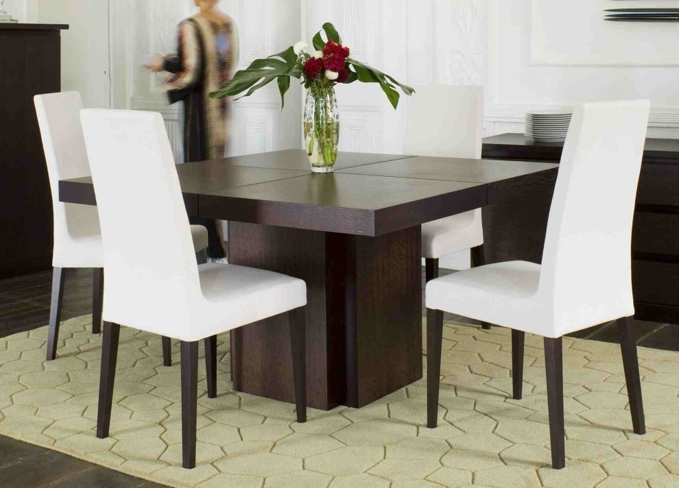 Madeira Square Dining Table | Dining Tables | Dining Furniture Within Square Dining Tables (Image 7 of 25)