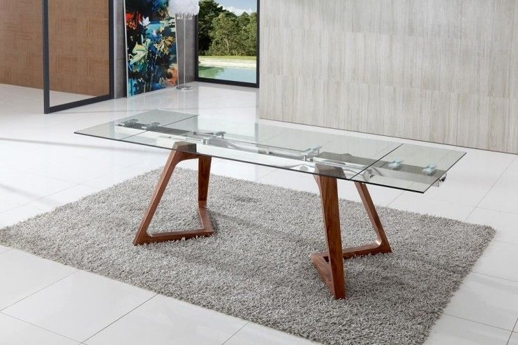 Maestro Extending Glass Dining Table | Tables | Pinterest | Glass Pertaining To Extending Glass Dining Tables (Image 19 of 25)